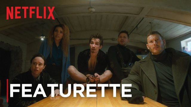 Find Out Who is The Umbrella Academy in New Featurette