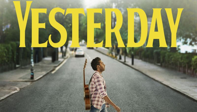 Yesterday Trailer: What If Only You Remembered the Music of The Beatles?