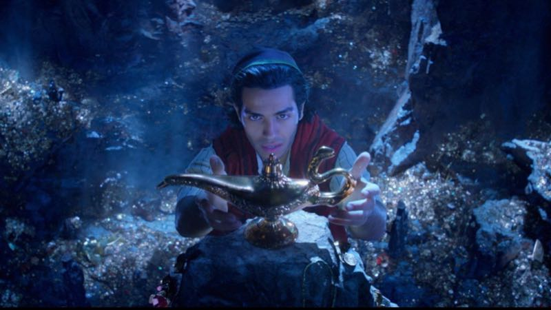 The New 'Aladdin' Trailer Is Here, This Time With Singing