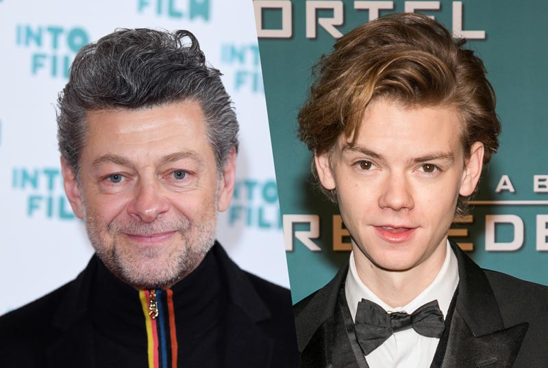 Andy Serkis and Thomas Brodie-Sangster Join The Mouse Guard