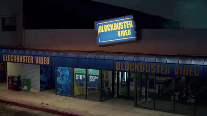 The Last Blockbuster Video on Earth is Now in Bend, Oregon
