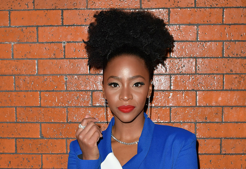 Teyonah Parris In Talks For Jordan Peele's Candyman