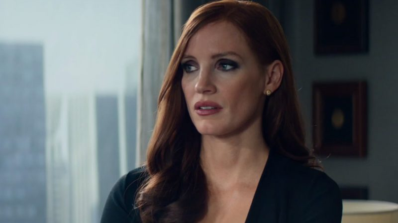 Jessica Chastain to Develop The Honeymoon for the Big Screen