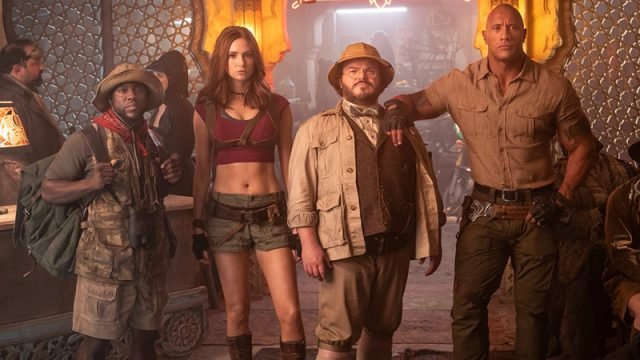 Jumanji: The Next Level official trailer features new adventures in jungle