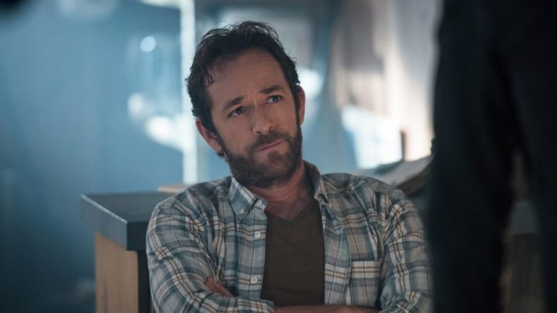 death of luke perry