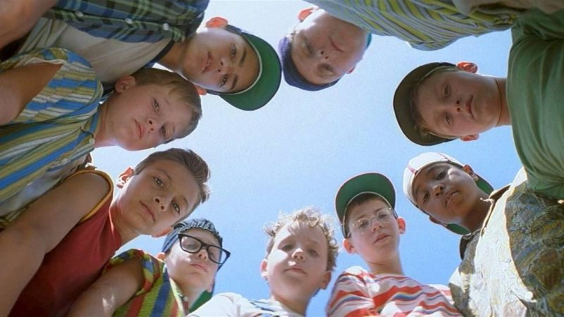 new Sandlot TV series