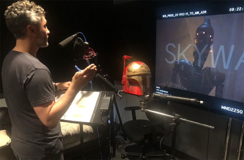 Taika Waititi to Voice Bounty Hunter IG-88 in The Mandalorian!