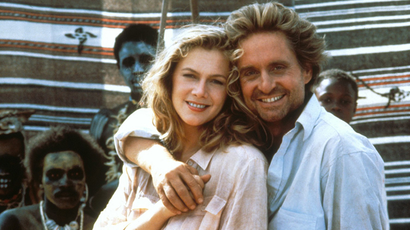 Kathleen Turner & Michael Douglas Reteam For The Kominsky Method