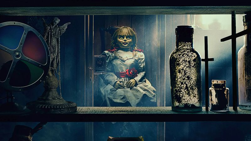 Image result for annabelle comes home
