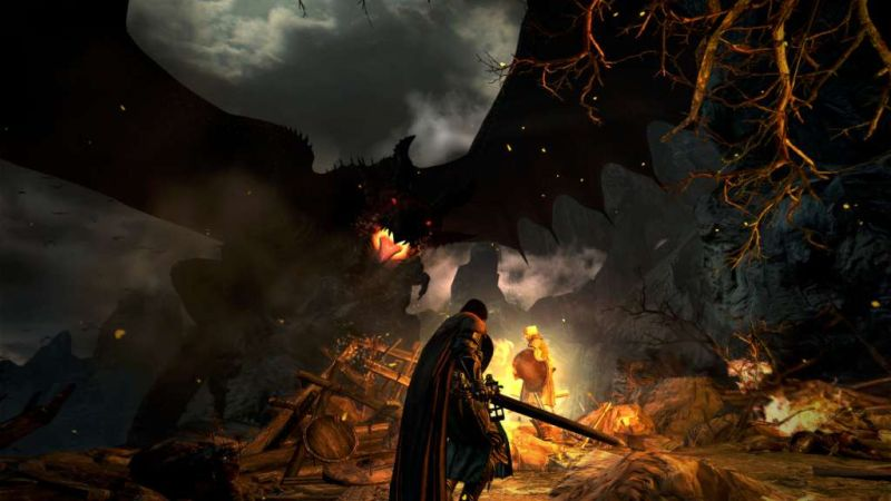 Netflix Announces New Anime Content Including Dragon's Dogma