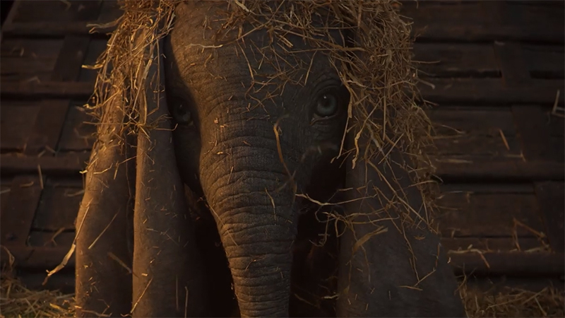 Disney's Dumbo Featurette Goes Behind-the-Scenes of Dreamland