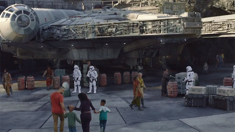Disney Sets Opening Dates For Star Wars: Galaxy's Edge