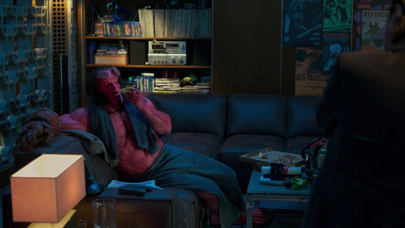 Exclusive: Watch the First Clip from the New Hellboy Movie!
