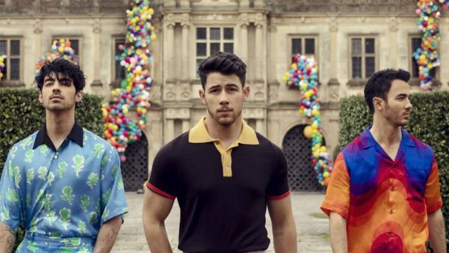 Amazon Studios Developing a Jonas Brothers Documentary