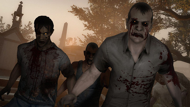 'Left 4 Dead' studio Turtle Rock returns with 'Back 4 Blood'