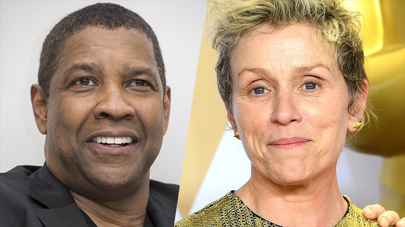 Denzel Washington, Frances McDormand Team Up with Joel Coen for MACBETH Film