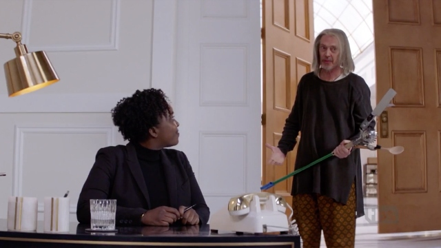 Miracle Workers Episode 4 Recap