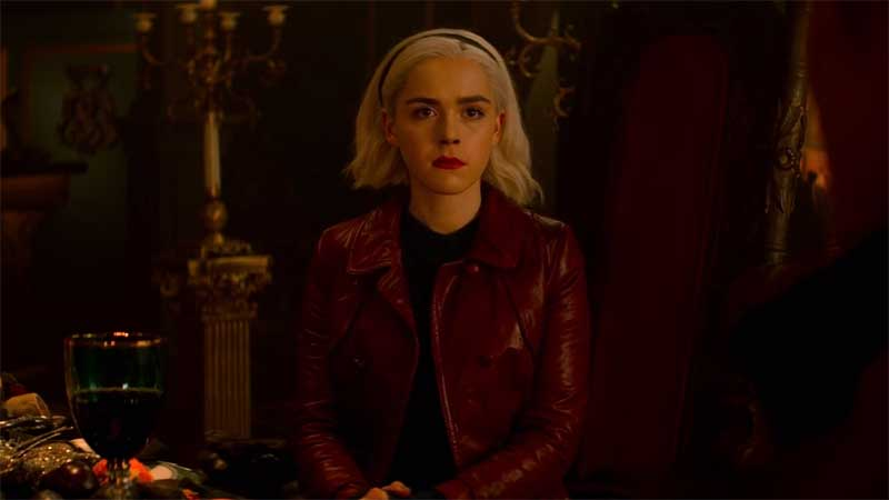 Netflix's Chilling Adventures of Sabrina Part 2 Trailer Released