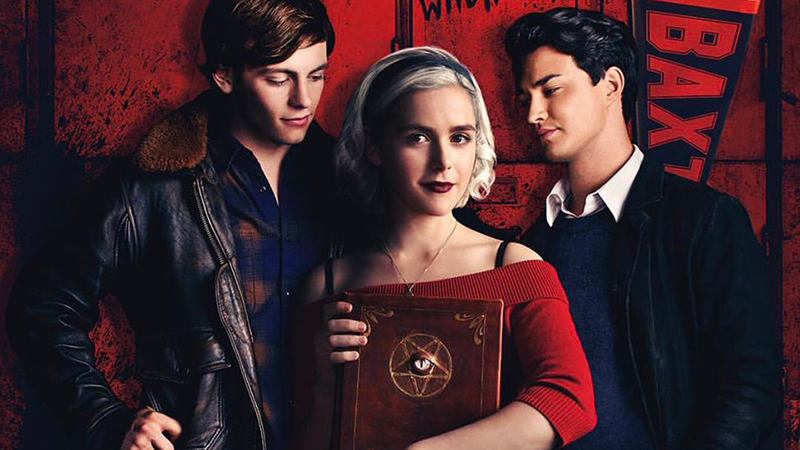 Netflix's Chilling Adventures of Sabrina Part 2 Key Art Revealed