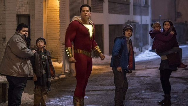 Zachary Levi says Shazam, Black Adam crossover is a few movies away