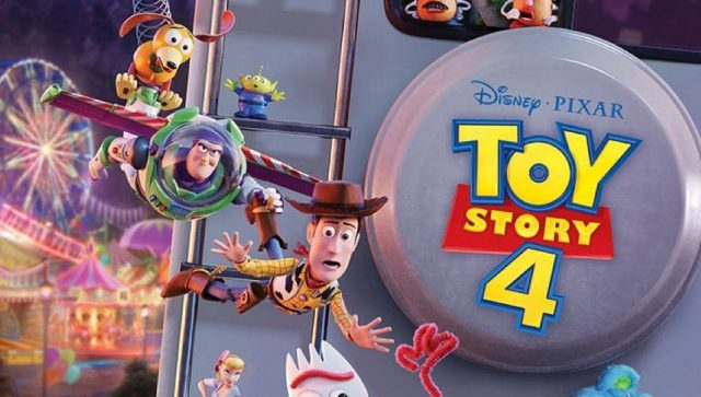 Toy Story 4 International Trailer Reveals Buzz Lightyear's Rescue Mission