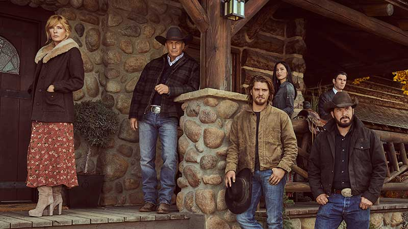 Paramount Network's Yellowstone Season 2 Arriving in June