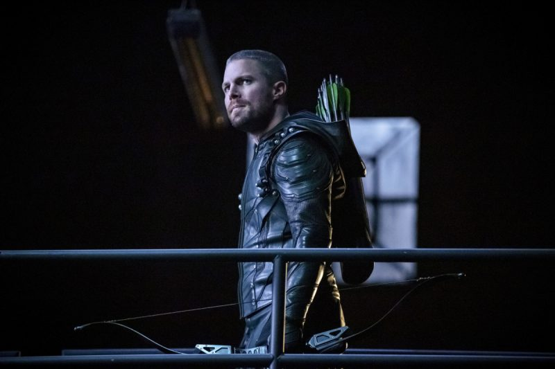 Arrow Episode 7.20 Promo