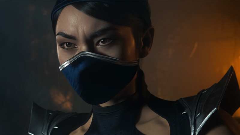 Kitana Steals The Show In The Latest Mortal Kombat 11 Trailer