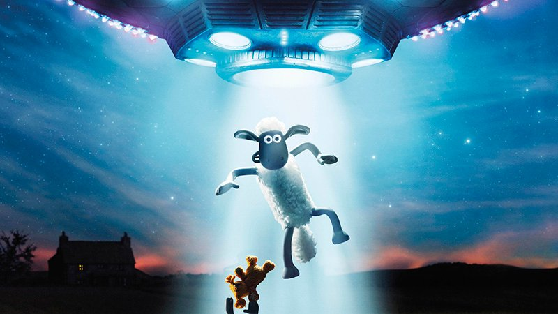 Full Trailer For Shaun the Sheep: Farmageddon Debuts