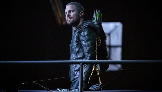 The CW's Arrow Officially Wraps Production on Season 7
