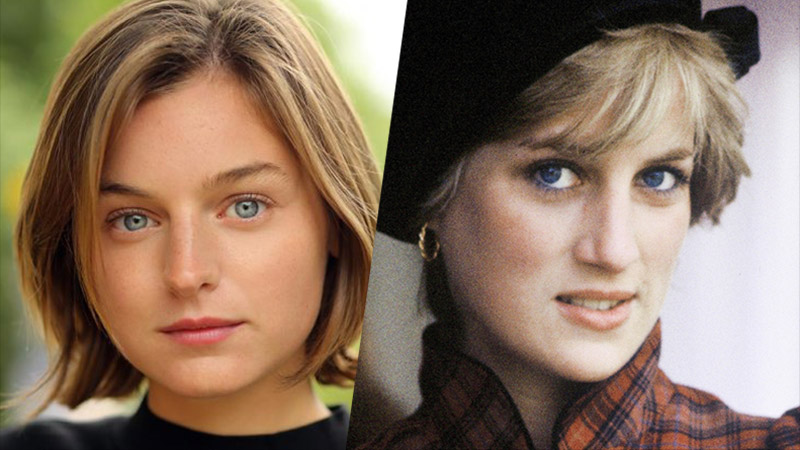 'The Crown': Emma Corrin to play Princess Diana in Season 4