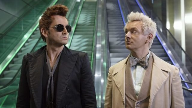 Good Omens Featurette Highlights Battle Between Heaven and Hell