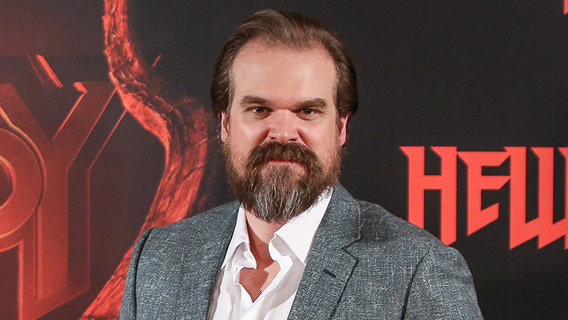 David Harbour Joins Marvel's Black Widow
