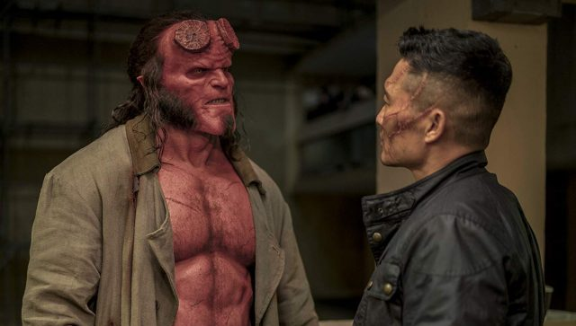 New Hellboy Featurette Highlights Film's Practical Effects