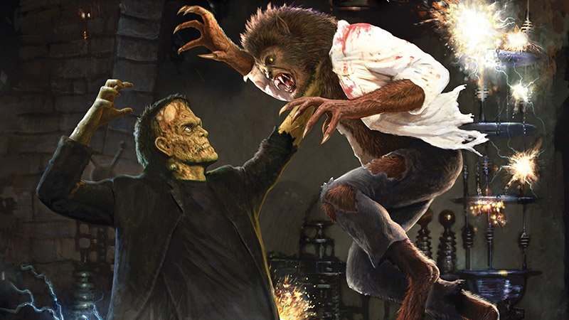 Legendary Universal Monsters to Wreak Havoc at Halloween Horror Nights