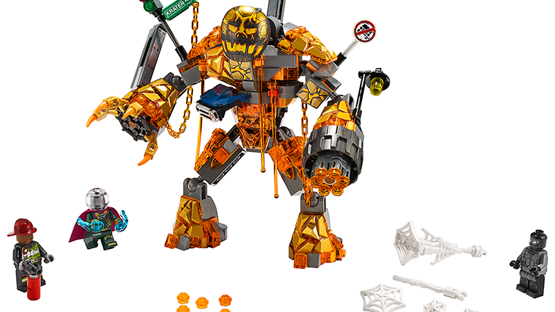 LEGO Spider-Man: Far From Home Building Sets Revealed