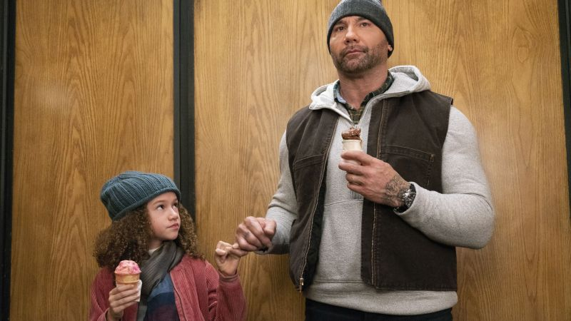 Dave Bautista is Undercover in First My Spy Trailer