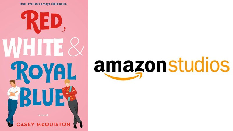 Amazon Nabs Rights to Casey McQuiston Novel Red White & Royal Blue