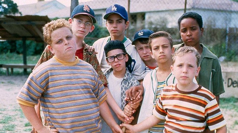 The Sandlot TV Series in Development at Disney+