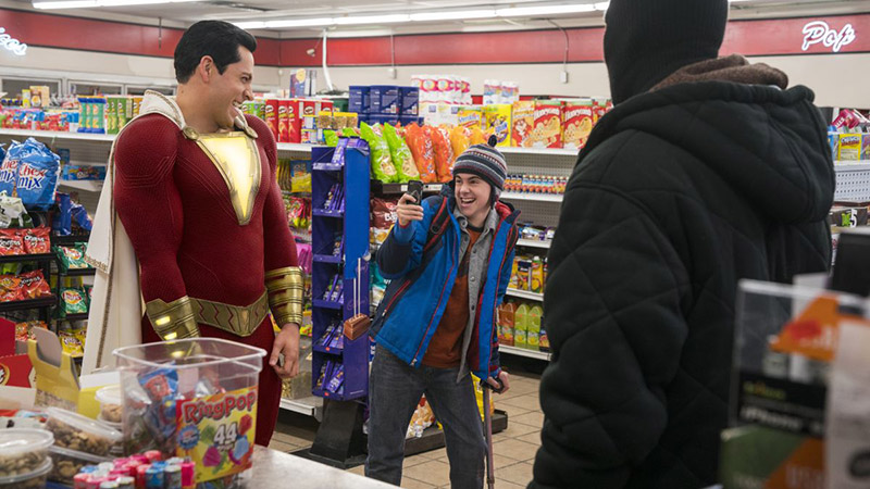 Shazam! April Fools Promo: The Kid Shall Reign This Thursday