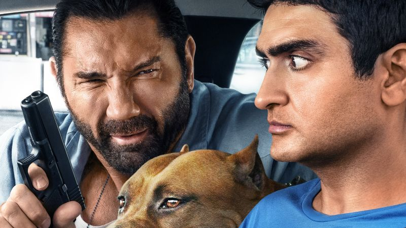 Stuber Trailer: Kumail Nanjiani and Dave Bautista Star in Action-Comedy