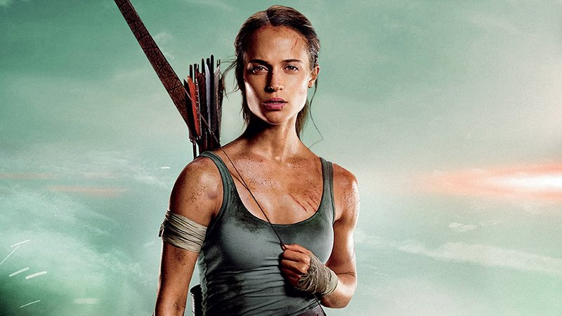 Alicia Vikander Returning for Tomb Raider Sequel with New Writer