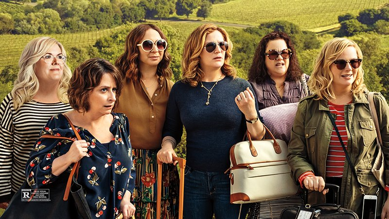 Netflix's Wine Country Trailer & Key Art: Friendship Is a Trip