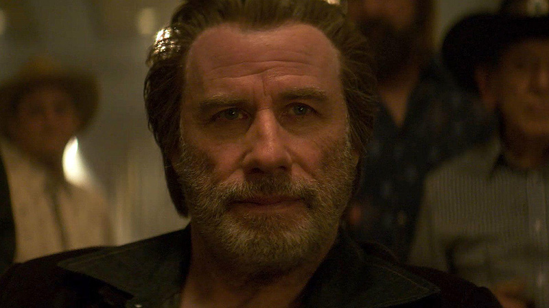 Exclusive The Poison Rose Clip Has John Travolta Under Fire