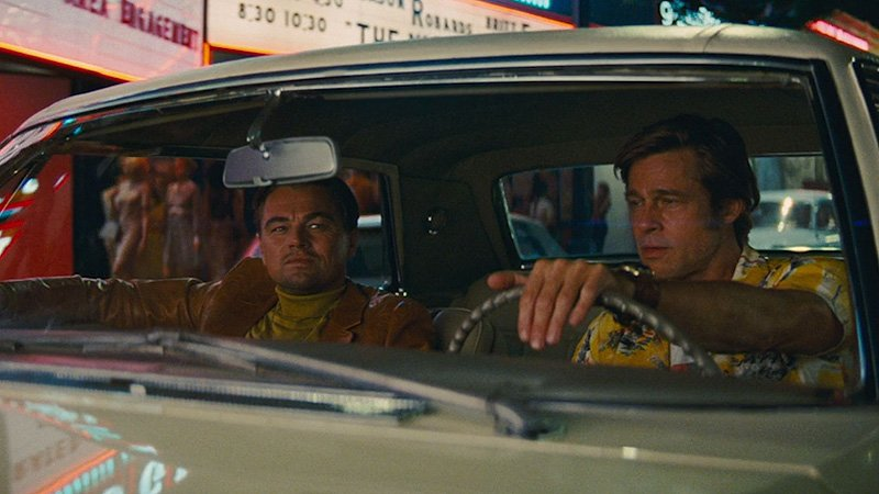 Once Upon A Time In Hollywood Gets New Trailer