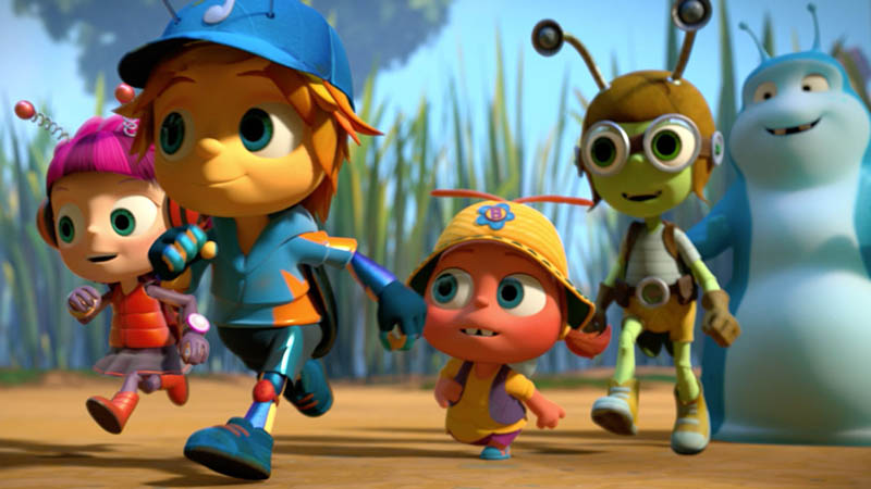 Netflix's Beat Bugs Heading to Big Screen at MGM