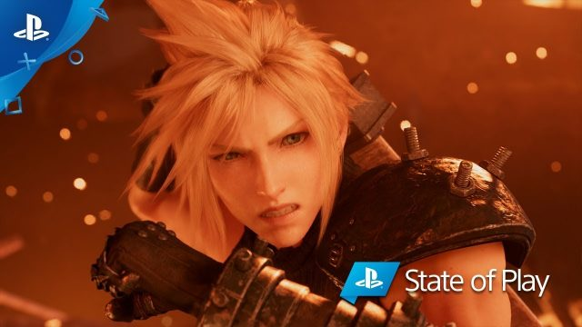 Check Out the Latest Final Fantasy VII Remake Trailer!
