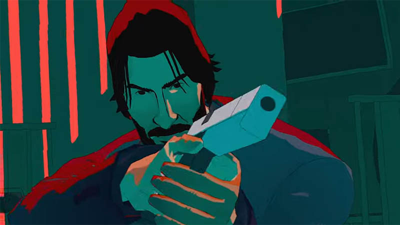 John Wick Is Heading To The Video Game World in Hex
