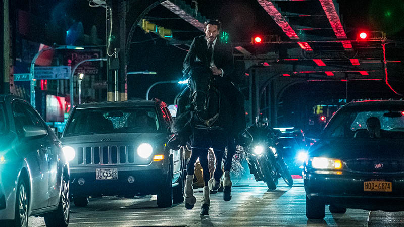 Every Action Has Consequences in Final John Wick Chapter 3 - Parabellum Trailer