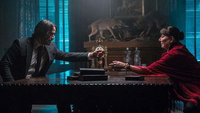 The High Table Wants John Wick's Life in the New Chapter 3 Clip